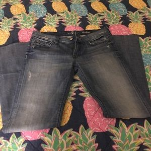 Seven for All Mankind size 30 jeans